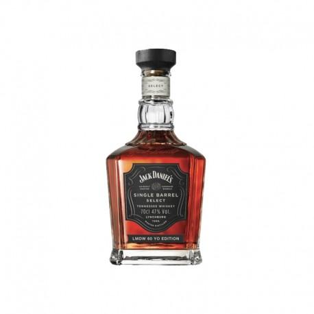 Jack Daniel's Single Barrel Edizione LMDW 60 YO