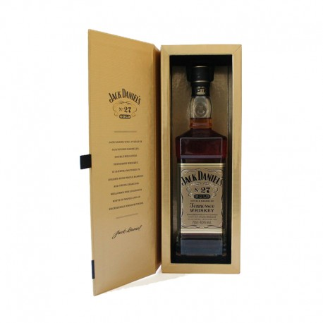 Bottiglia Jack Daniel's Gold 27