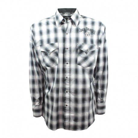 Camicia Scozzese Jack Daniel's bug