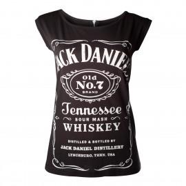 Maglietta Jack Daniel's con zip