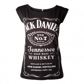 Jack Daniel's t-shirt donna
