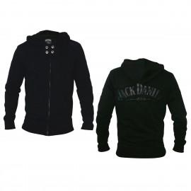 Felpa  Jack Daniel's quattro bottoni