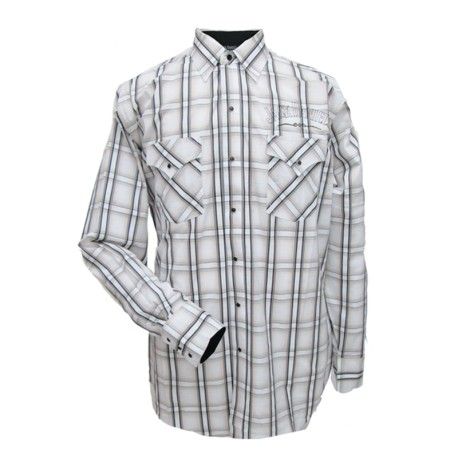 Camicia Scozzese Jack Daniel's Distillery