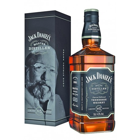 Jack Daniel's Master Distiller V