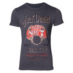 Maglietta Jack Daniel's vecchia Etichetta
