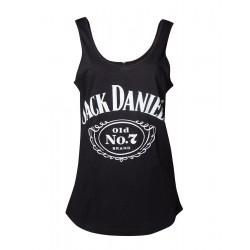 Canottiera Jack Daniel's Old N7 donna