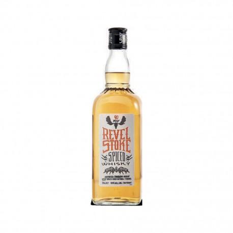 Revel Stoke Spiced Canadian Whisky