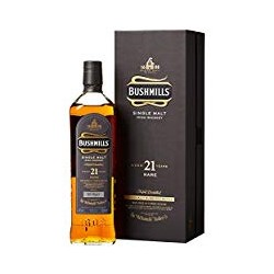 Bushmills Single Malt Whiskey  rare 21