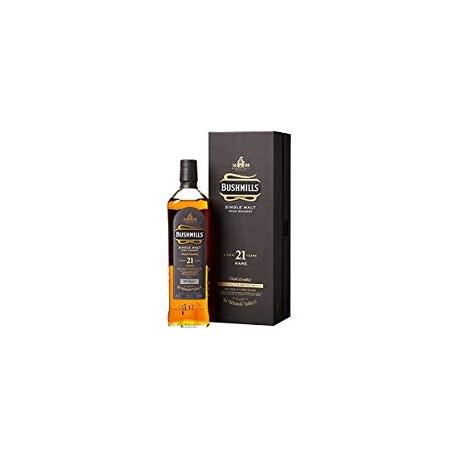 Bushmills Single Malt Whiskey  rare 21
