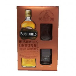 Bushmills Original Irish Whiskey confezione Regalo