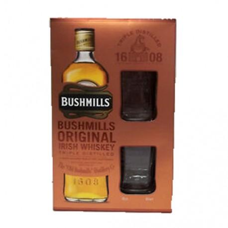 Bushmills Original Irish Whiskey confezione Regalo