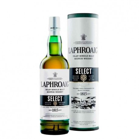 Laphoaig Select  Islay Single Malt