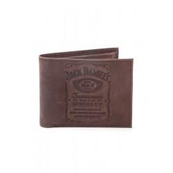 Portafoglio Jack Daniel's Bifold marchiato