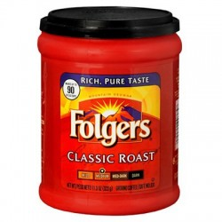 Folgers american coffee