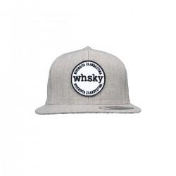 Cappellino Whsky Classic Grey