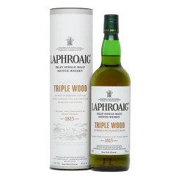 Laphroaig Triple Wood  Islay Single Malt