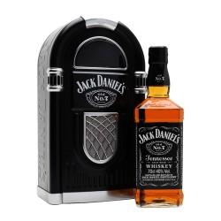 Jack Daniel's  Etichetta nera Juke box case  Bottiglia 70cl
