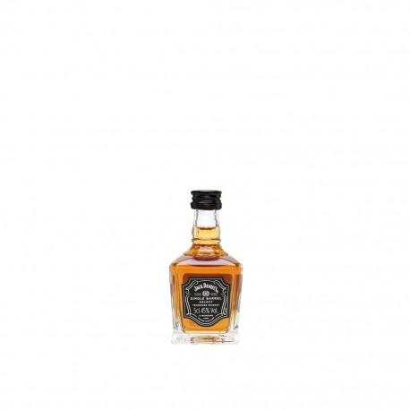 Jack Daniel's  Single Barrel Bottiglia Mignon 5cl