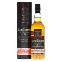 GlenDronach Hielan Highland Single malt 8 YO