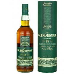GlenDronach Revival Highland Single malt 15 YO