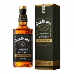 Jack Daniel's Etichetta Nera 100 proof Bottled in bond