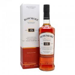 Bowmore 15 YO Islay Single Malt