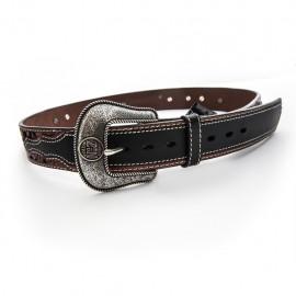 Cintura Jack Daniel's intarsi lavorati
