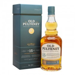 Old Pulteney 15 YO Single Malt