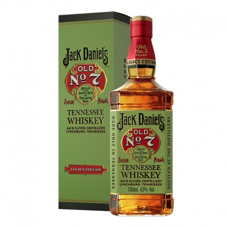 Jack Daniel's Legacy Old n°7 Prima Edizione