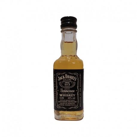 Jack Daniel's Etichetta nera Heritage Martini Mignon 5cl
