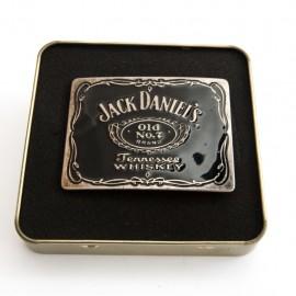 Fibbia Jack Daniel'a rettangolare