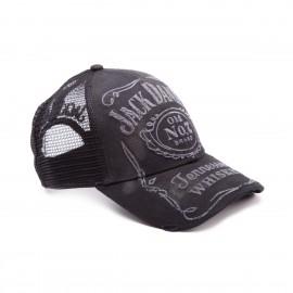 Cappellino Jack Daniel's baseball retina con ricamo