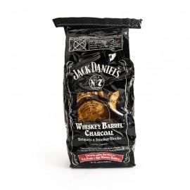 Sacchetto briquets e smoker blocks Jack Daniel's