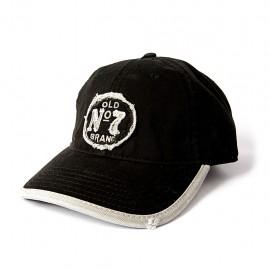 Cappellino Jack Daniel's baseball look vissuto
