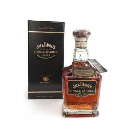 Bottiglia Jack Daniel's Single Barrel Edizione AMICI DI JACK