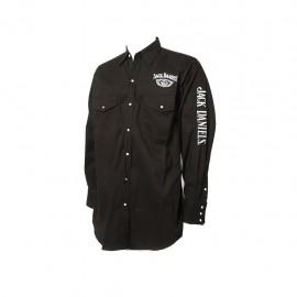 Camicia Jack Daniel's nera
