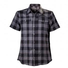 Camicia Jack Daniel's a quadri manica corta