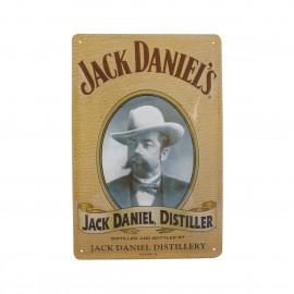 Insegna rilievo pubblicità Jack Daniel's