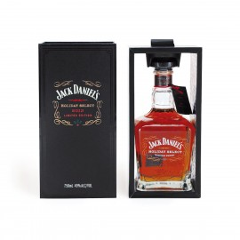 Jack Daniel's Single Barrel Bottiglia Holiday Select 2013