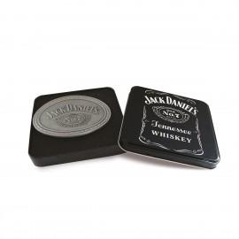 Fibbia Jack Daniel's ovale metallo