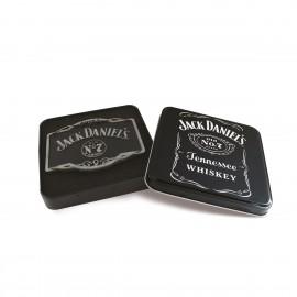 Fibbia Jack Daniel's bordi decorati