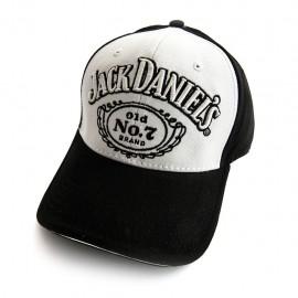 Cappellino Jack Daniel's baseball  ricamo in rilievo