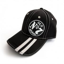 Cappellino Jack Daniel's baseball logo stampato