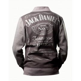 Felpa Jack Daniel's bottoni automatici