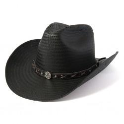 Cappello Jack Daniel's cowboy nero