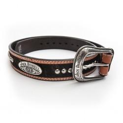 Cintura Jack Daniel's decori cromati
