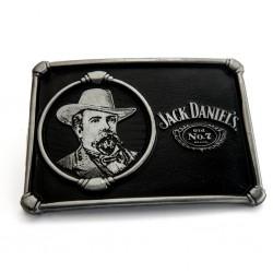 Fibbia Jack Daniel's volto Jack