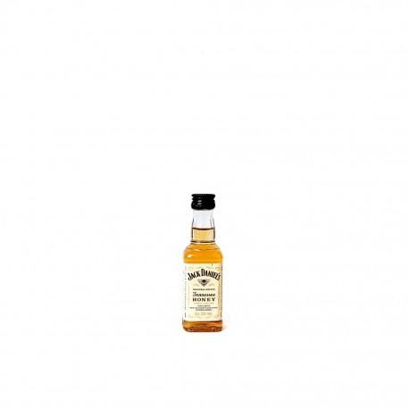 Confezione  Jack Daniel's Tennessee Honey 10 Mignon plastica 5cl