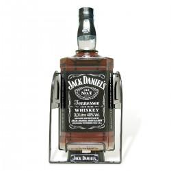 Jack Daniel's  Etichetta nera Bottiglia 300cl con Ribalta