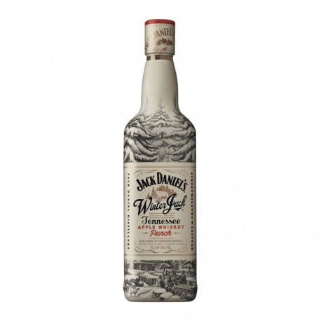 Bottiglia Jack Daniel's Winter Jack Apple Punch